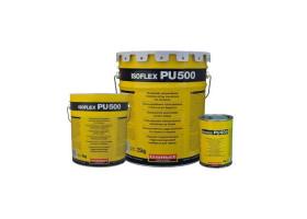 ISOFLEX-PU 500 25кг - Однокомпонентная полиуретановая гидроизоляционная мембрана