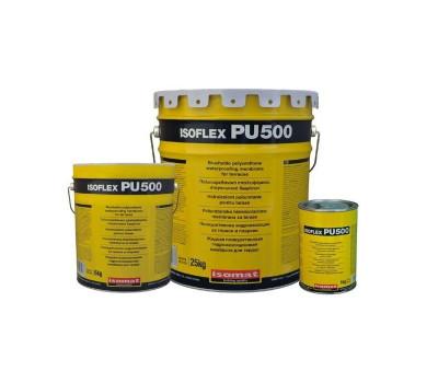 ISOFLEX-PU 500 - Однокомпонентная полиуретановая гидроизоляционная мембрана