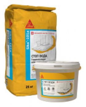 SikaTop®Seal-107 комплект Мешок 20 кг + канистра 5кг