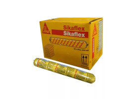 Sikaflex® Construction+ 600мл серый -ГЕРМЕТИК ДЛЯ БЕТОННЫХ И КАМЕННЫХ ФАСАДОВ