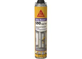 Профессиональная монтажная пена Sika 590 High Yield 870 мл